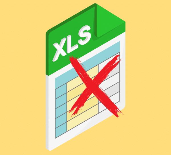 Réparer un fichier Excel endommagé, est-ce possible ?